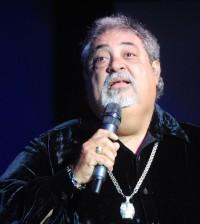 El popular intérprete de música romántica Anthony Ríos.
