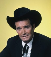 El actor James Garner en una foto del 7 de abril de 1982, difundida por NBC.