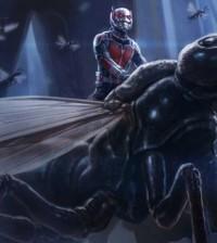 Una escena del filme del nuevo súper héroe de Marvel.