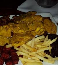 La buena fritura que degusta El Boli (y cualquier domicano) con frecuencia. | Instagram/bolivarvalera