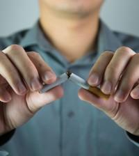 El tabaquismo provoca problemas serios en la salud.