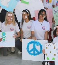 UNESCO dia de la paz Sept 2014