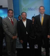Ejecutivos de NetMedical.