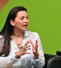 Liliana Alvarez, directora de Banca Solidaria.