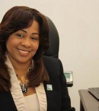 Doctora Ysabel Santana, Directora del  Hospital Traumatológico Ney Arias Lora.