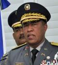 Manuel Castro Castillo, jefe de la Policía Nacional.