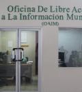 La oficina de libre acceso a la información del ADN está a disposición del público.