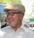 Clodomiro Moquete, periodista, director de la revista cultural Vetas.