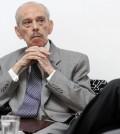 El destacado periodista y director del periódico El Día, Rafael Molina Morillo.